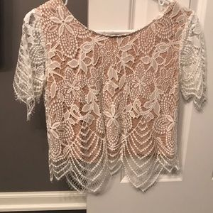 NEW Express Lacey Top